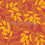 Autumnal Ash Pattern Design