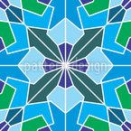Crystalflower Formations Vector Design