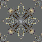 Luster Light Seamless Vector Pattern Design