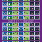 Lama Stamps Vector Design