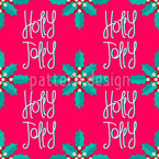 Jolly Ilex Pattern Design