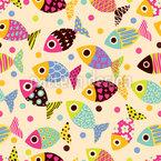 Welt der Fische Vektor Design