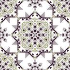 Edle Ornamente Vektor Muster