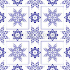 Himmlische Gebilde Muster Design