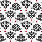 Coisas Triangulares Pequenas Design de padrão vetorial sem costura