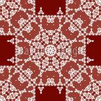 Verziertes Achteck Vektor Muster