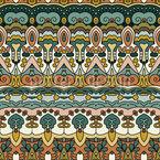 Rambling Through The Dreamland Seamless Vector Pattern Design