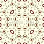 Mosaikartige Fugen Nahtloses Muster