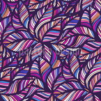 Multicolor Leaves Seamless Pattern