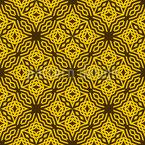 織りの暖かさ シームレスなベクトルパターン設計