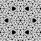 Gothic Celtic Knot Repeating Pattern