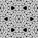 Gotischer Keltischer Knoten Nahtloses Vektormuster