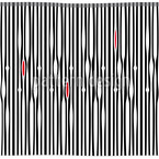 Ethno Pin Stripe Design Pattern
