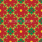 About Flowers Pattern Design