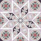 Grafische Schöneheit Vektor Muster