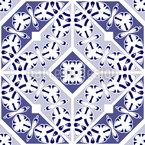 Schau das Ganze an Muster Design
