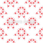 A silend blossom Seamless Vector Pattern