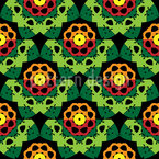 Floral graphic Vector Pattern