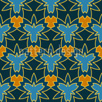Spread Out Seamless Pattern