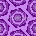 Many Hexagons Pattern Design