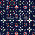 Elegant Winter Seamless Pattern