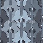 Gitarrenladen Muster Design