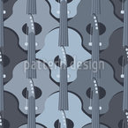 Guitar Shop Pattern Design