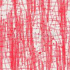 Abstrakte Punkte und Linien Rapportiertes Design