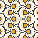 Hell und sonnig Muster Design