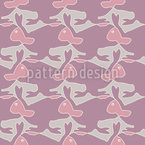 Overlapping Rabbits Pattern Design