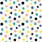 Punkte mit Textur Nahtloses Muster
