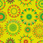 Not To Loud Seamless Vector Pattern Design