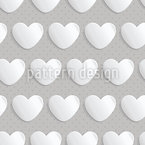 Paper Love Repeat Pattern