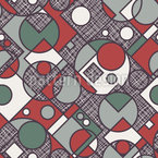 On Form Seamless Vector Pattern Design
