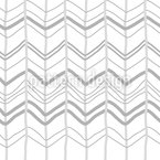 Wiggly Chevron Seamless Vector Pattern