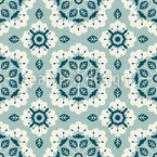 kaleidoscope of leaves Vector Design