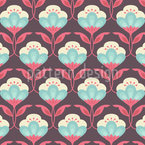 Royal flowers Pattern Design