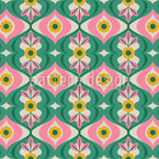 Looking at me Seamless Pattern