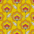 Grown up Seamless Vector Pattern Design