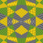 Africano Vector Pattern