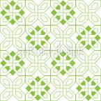 中国のタイル シームレスなベクトルパターン設計