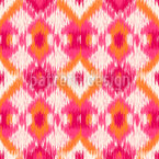 Follow the tribe Seamless Pattern