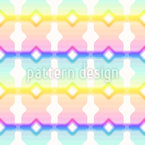 Eighties love Repeat Pattern