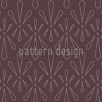 Art Deco Crystal Repeating Pattern