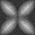 Rasterized on a grid Seamless Pattern