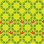 Spring is around the corner Pattern Design