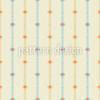 Art Deco Spirit Seamless Pattern
