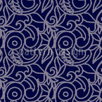 Floral Matrix Repeat Pattern