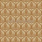 Renaissance Rising Seamless Vector Pattern Design