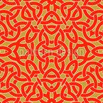 Der Keltische Knoten Nahtloses Muster